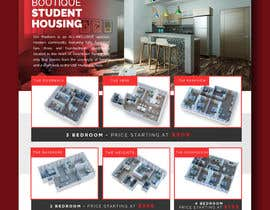 #92 para Develop Student Housing Marketing Flyer/Poster por akidmurad