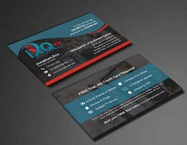 #19 para Design Double Sided Business Cards *MULTIPLE WINNER* por abdulmonayem85