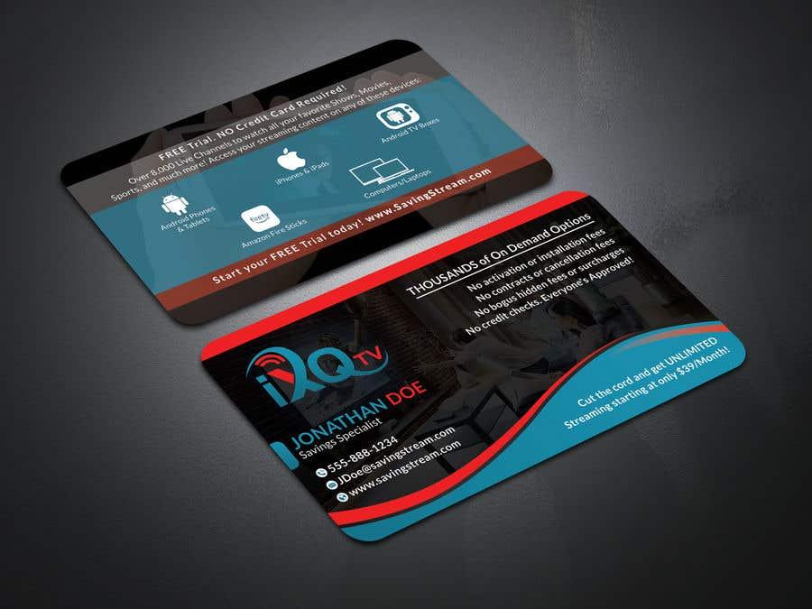 Inscrição nº 67 do Concurso para Design Double Sided Business Cards *MULTIPLE WINNER*