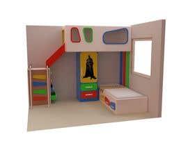 #51 pentru Design a cool bed for my two boys (5 and 2). de către anto2178