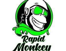 #142 for Rapid Monkey by estewein04