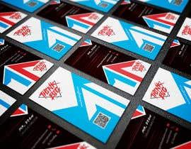 nº 105 pour design double sided business cards - THINK BIG par cflick