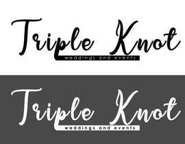 nº 25 pour Triple Knot Weddings & Events par JunrayFreelancer