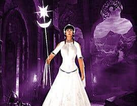 #4 untuk High Priestess Design Competition oleh Zarminairshad