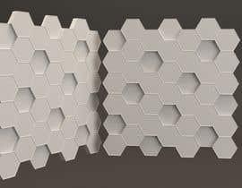 nº 24 pour design of 3d wall panels par Vizscope