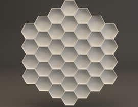 nº 74 pour design of 3d wall panels par Vizscope