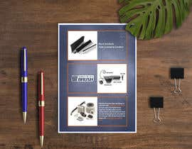 nº 4 pour 1 page camera ready art work for trade magazine advertisement par VoanInc