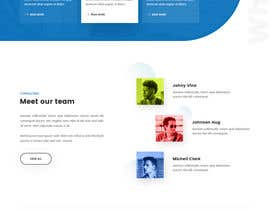 #198 for Create Corporate Identity, Logo, Name, Landingpage and Powerpoint Presentation af zaxsol