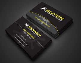#97 for Business Card Design af MOMODart