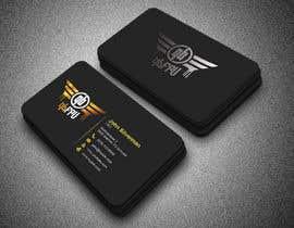 #200 для Design me a business card от abdulmonayem85