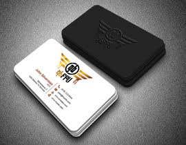 #202 для Design me a business card от abdulmonayem85