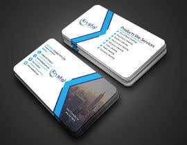 #81 para bussiness card double side por rabbya57