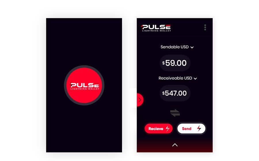 Kilpailutyö #19 kilpailussa Mobile App UI/UX design in Invision