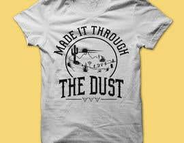 Nro 4 kilpailuun Drawn t shirt graphic. käyttäjältä designcontest8