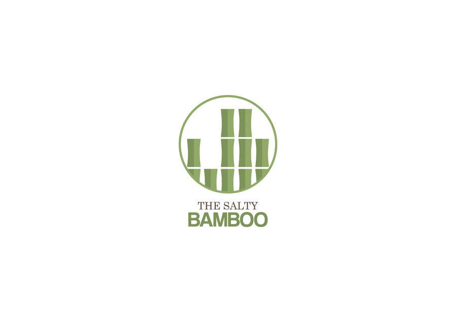 Proposition n°4 du concours Create Logo for The Salty Bamboo