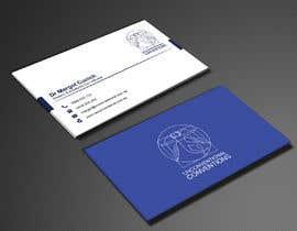 Nro 10 kilpailuun Design a business card käyttäjältä abdulmonayem85