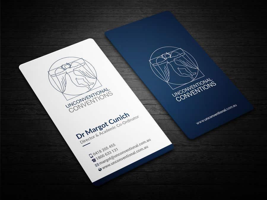 Kilpailutyö #94 kilpailussa Design a business card