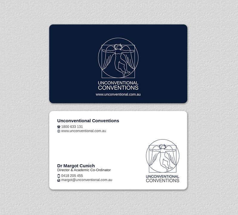 Kilpailutyö #96 kilpailussa Design a business card