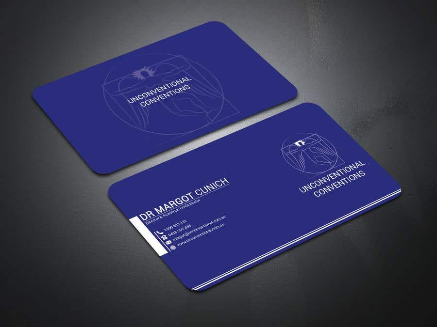Kilpailutyö #69 kilpailussa Design a business card