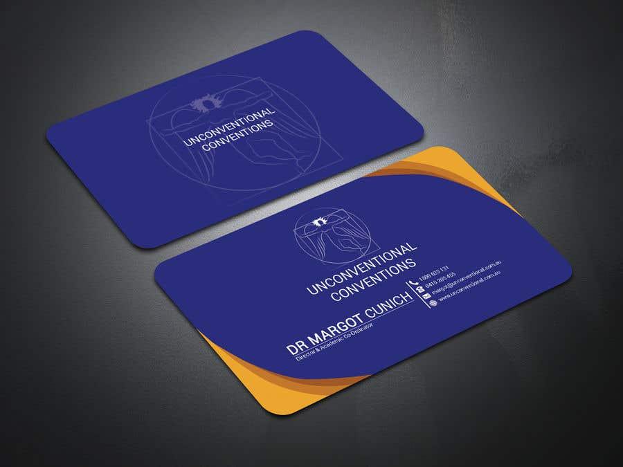Kilpailutyö #74 kilpailussa Design a business card