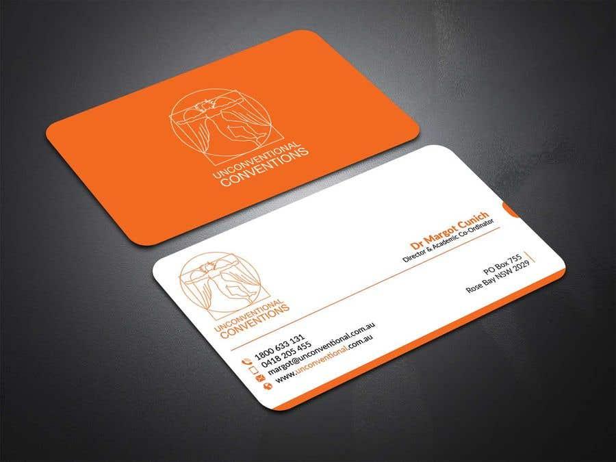 Kilpailutyö #103 kilpailussa Design a business card