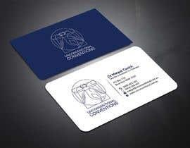 Nro 107 kilpailuun Design a business card käyttäjältä merazhossen26