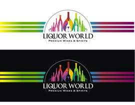 "#51 untuk Design Shop Front for ""Liquor World"" retail store oleh jones23logo"