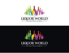 "#54 untuk Design Shop Front for ""Liquor World"" retail store oleh jones23logo"