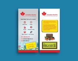 nº 15 pour Modify a flyer & create another side & Coupon par designsourceit