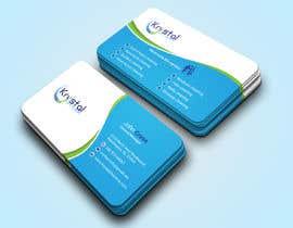 #67 para double side business card por Fahim9580