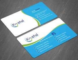 #68 para double side business card por Fahim9580