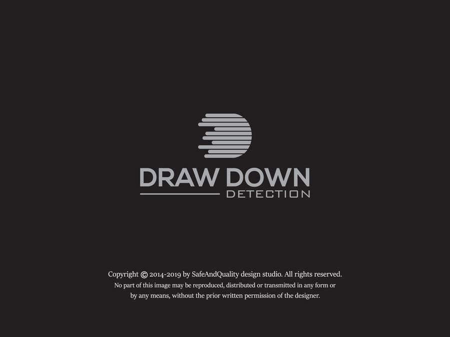"Intrarea #256 pentru concursul ""Draw Down Detection - Logo"""