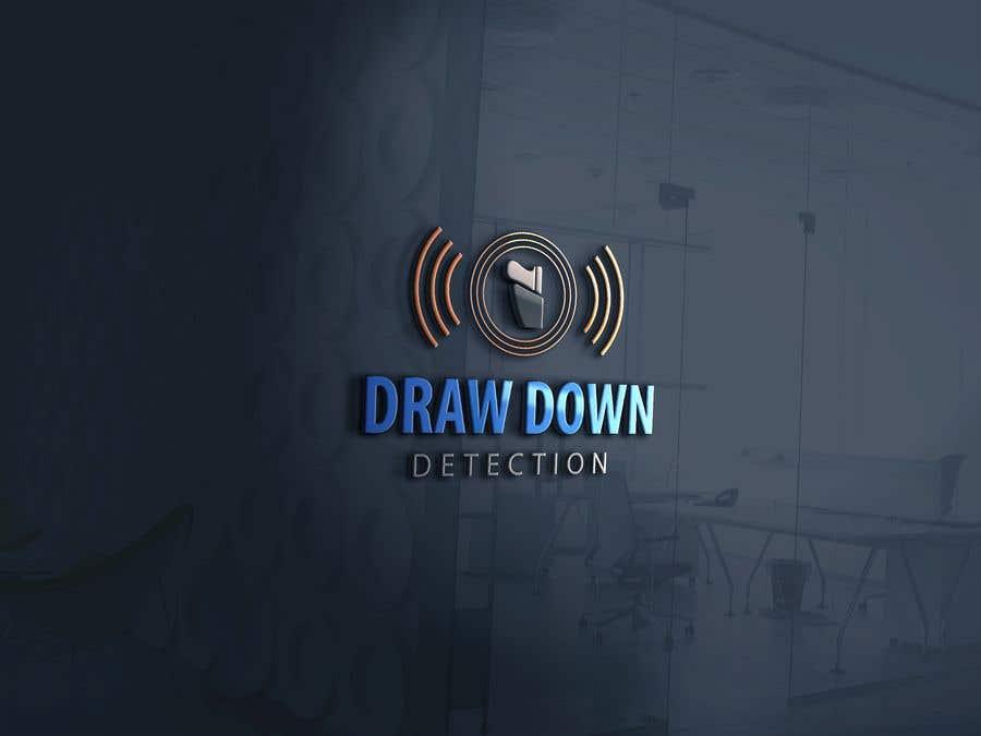 "Intrarea #77 pentru concursul ""Draw Down Detection - Logo"""