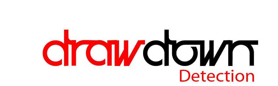 "Intrarea #232 pentru concursul ""Draw Down Detection - Logo"""