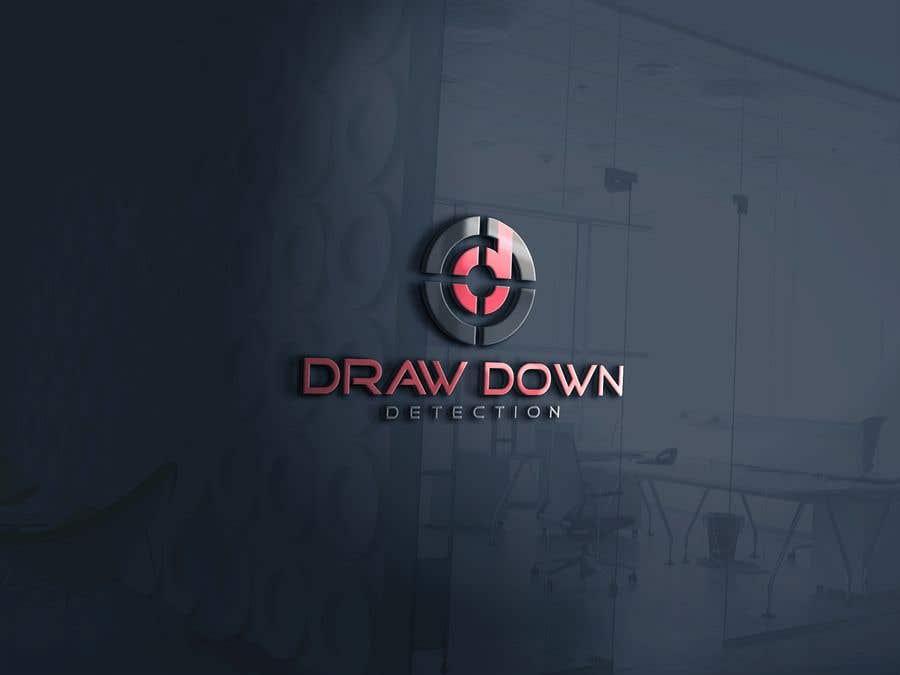 "Intrarea #110 pentru concursul ""Draw Down Detection - Logo"""