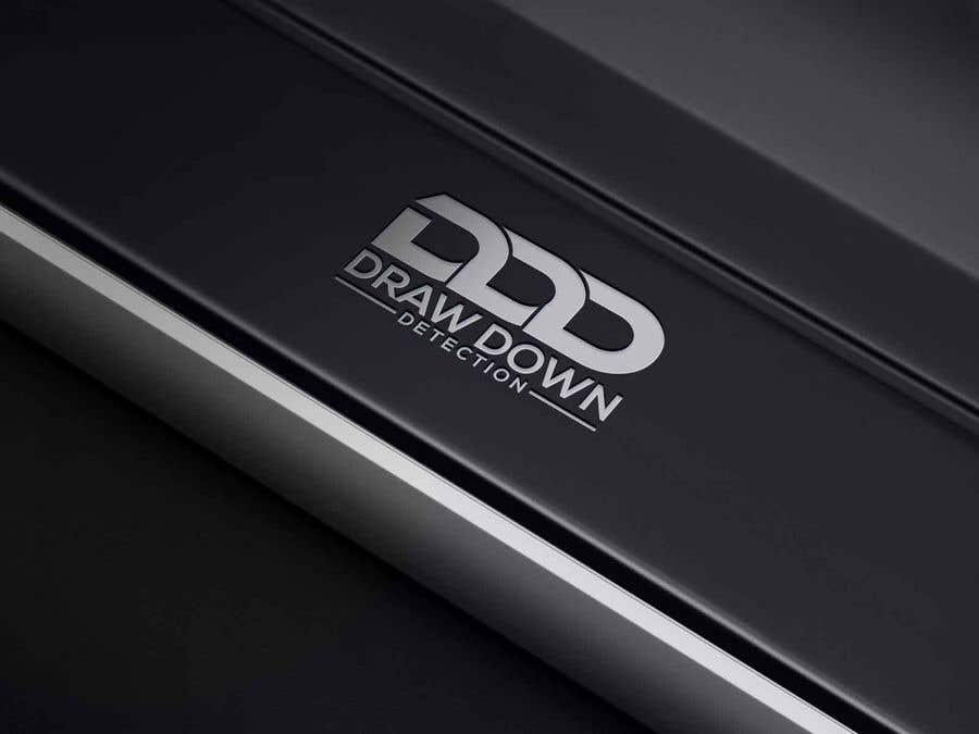"Intrarea #152 pentru concursul ""Draw Down Detection - Logo"""