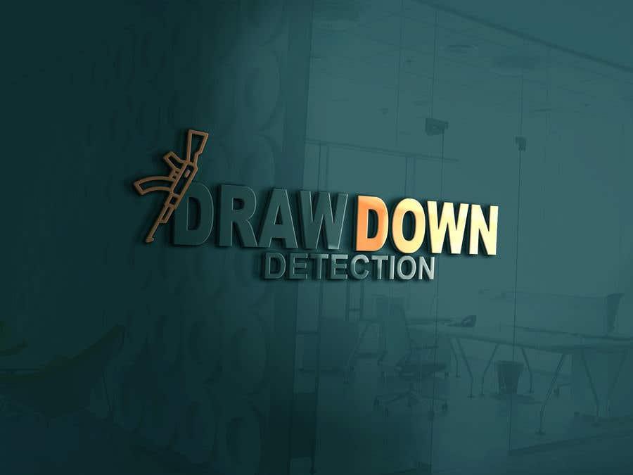 "Intrarea #179 pentru concursul ""Draw Down Detection - Logo"""
