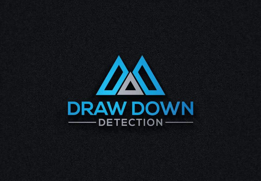 "Intrarea #47 pentru concursul ""Draw Down Detection - Logo"""