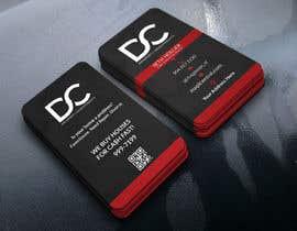 #32 za Make me a professional Business card od Kajol2322
