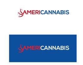 #110 za Create a logo for Americannabis od ovok884