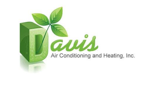 Penyertaan Peraduan #                                        9                                      untuk                                         Logo Design for Air Conditioning & Heating Company