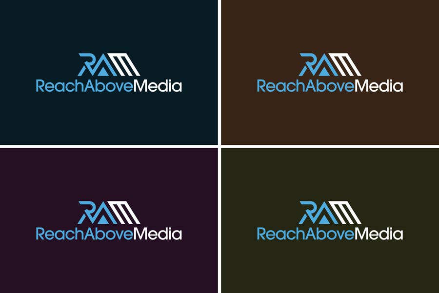 Penyertaan Peraduan #32 untuk Take current logo make it FB BLUE or Freelancer Blue/White with dark background