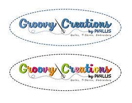 #50 za Groovy Creations by Phyllis - logo design od bambi90design