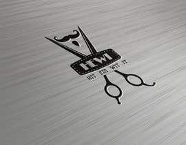 #17 untuk I am looking to get a barber logo made. The attached logo has the name attached to it. Hit Em Wit It ((HEWI). I do not want the logo to have any type of fist with it. Just want it to have to do something more with being a barber. oleh aleehaaleeha