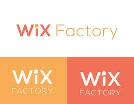 #406 za A great logo for Wix Factory ! od mehedihasan8itbd