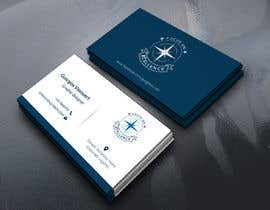 #44 za Need maritime business Card Design with colours of my logo od rashelsheikh