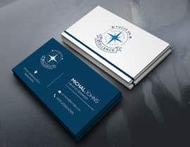 #57 za Need maritime business Card Design with colours of my logo od rashelsheikh
