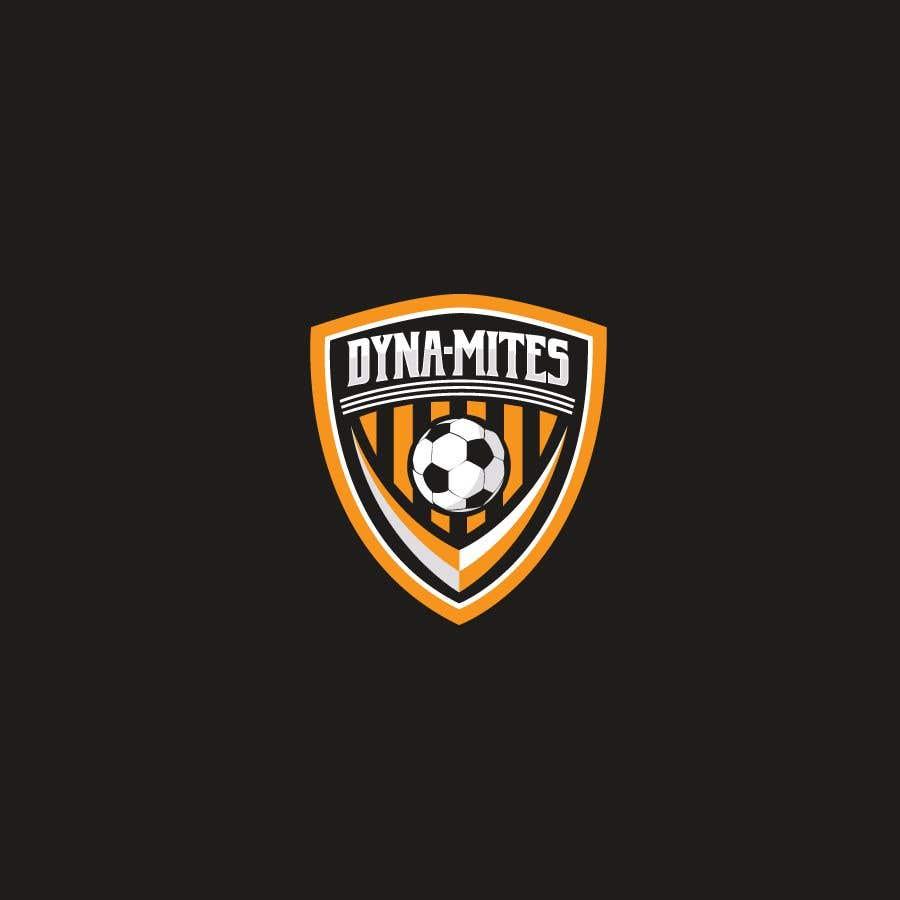 Entry #93 by sobujvi11 for Create a Football team logo