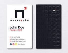 #15 za Design a modern business card od wefreebird