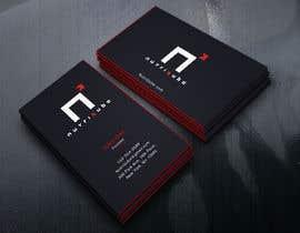 #19 za Design a modern business card od Heartbd5